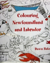 Colouring Newfoundland and Labrador