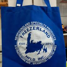 Freezerland NFLD Shopping Bag