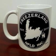 Freezerland Mug