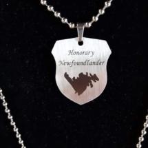 Honourary Newfoundland Pendant