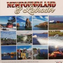 Newfoundland Scenes Calendar