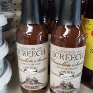 Screech Chocolate