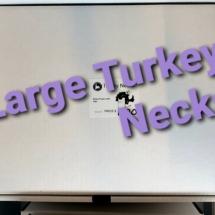 Large Turkey Necks