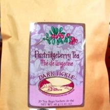 Partridgeberry Tea